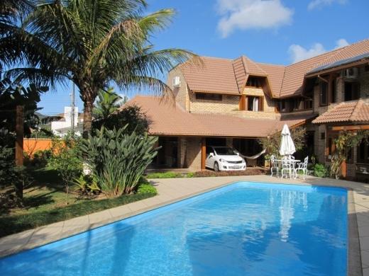 Casa 5 Dorm, Santa Mônica, Florianópolis (CA0029)