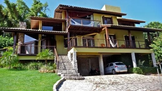 Casa 2 Dorm, Lagoa da Conceição, Florianópolis (CA0045) - Foto 4