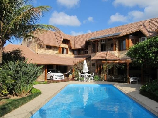 Casa 5 Dorm, Santa Mônica, Florianópolis (CA0029) - Foto 6