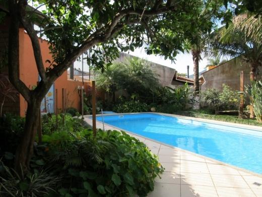 Casa 5 Dorm, Santa Mônica, Florianópolis (CA0029) - Foto 2