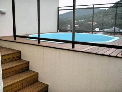 Cobertura 2 Dorm, Itacorubi, Florianópolis (CO0019) - Foto 10
