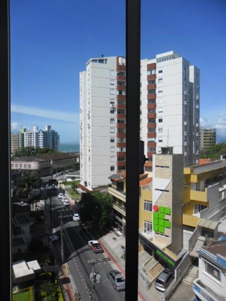 Imóvel: Cobertura 1 Dorm, Centro, Florianópolis (CO0029)