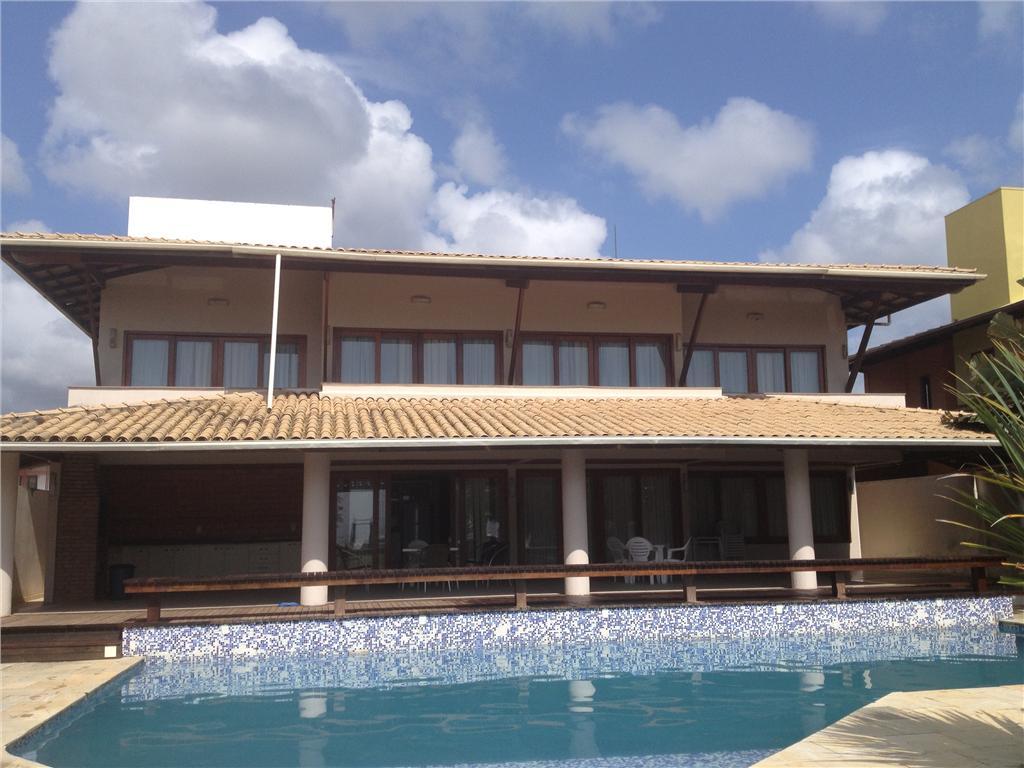Casa 4 Dorm, Ã�guas de Olivença, Ilheus (CA0186)
