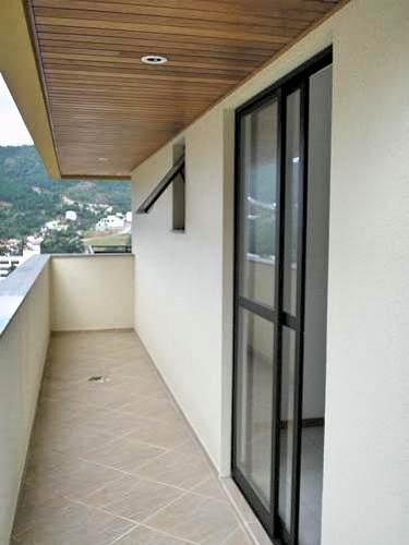 Cobertura 2 Dorm, Itacorubi, Florianópolis (CO0019) - Foto 6