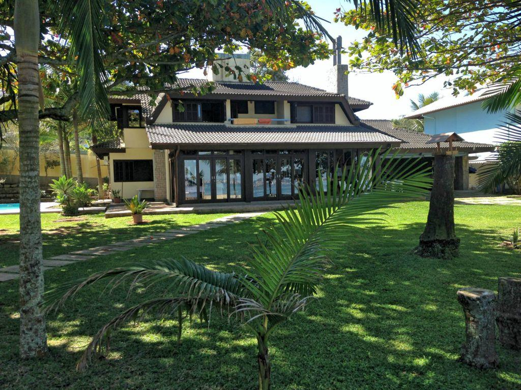 Casa 5 Dorm, Sambaqui, Florianópolis (CA0188)
