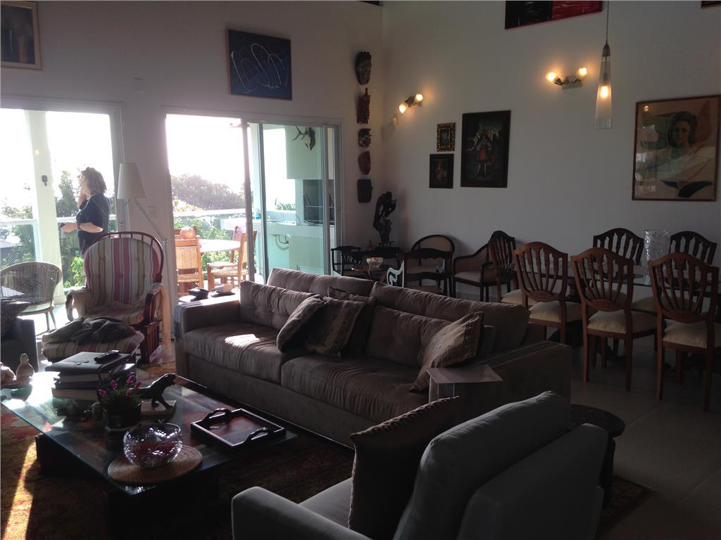 Casa 4 Dorm, Cacupé, Florianópolis (CA0316) - Foto 4