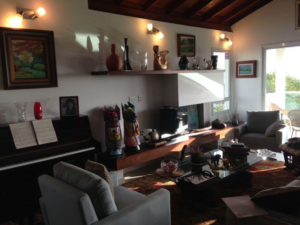 Casa 4 Dorm, Cacupé, Florianópolis (CA0316) - Foto 2