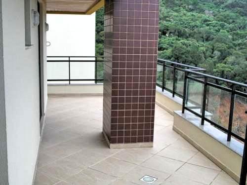 Cobertura 2 Dorm, Itacorubi, Florianópolis (CO0019) - Foto 8