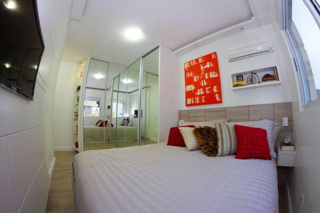 Apto 2 Dorm, Itacorubi, Florianópolis (AP0361) - Foto 13