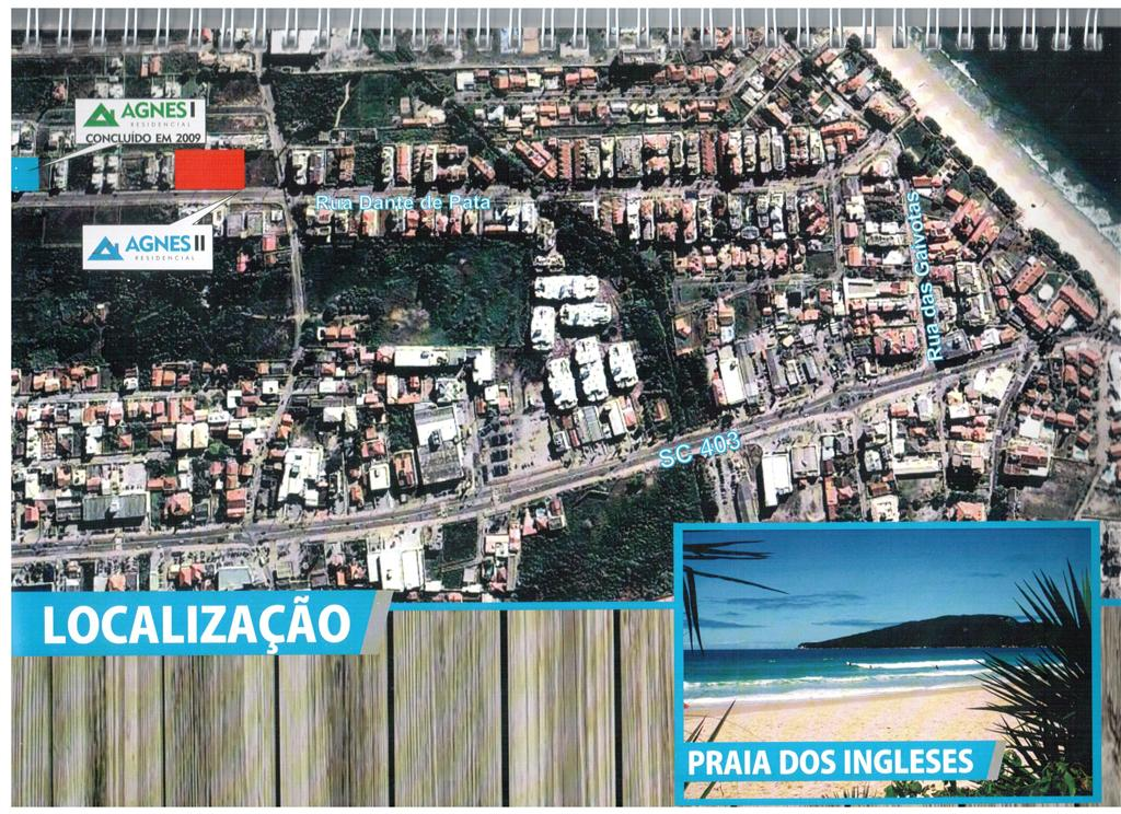 Apto 2 Dorm, Ingleses, Florianópolis (AP0200) - Foto 8
