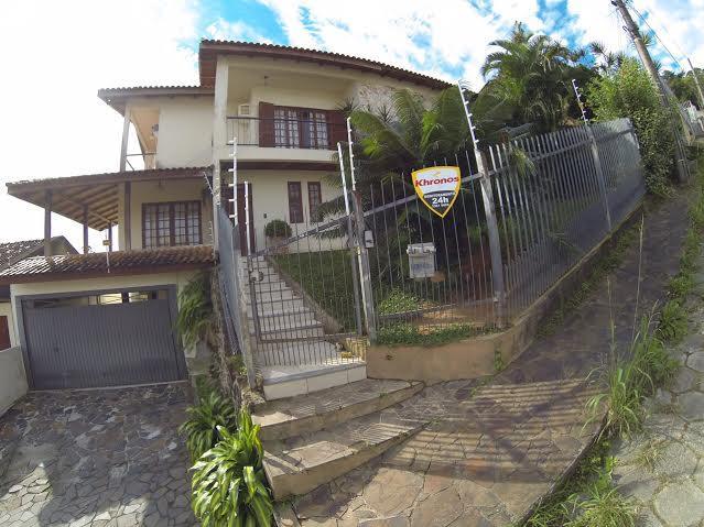 Casa 5 Dorm, Itacorubi, Florianópolis (CA0292)