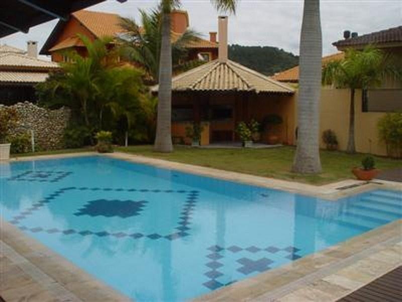 Casa 4 Dorm, Jurerê, Florianópolis (CA0412)