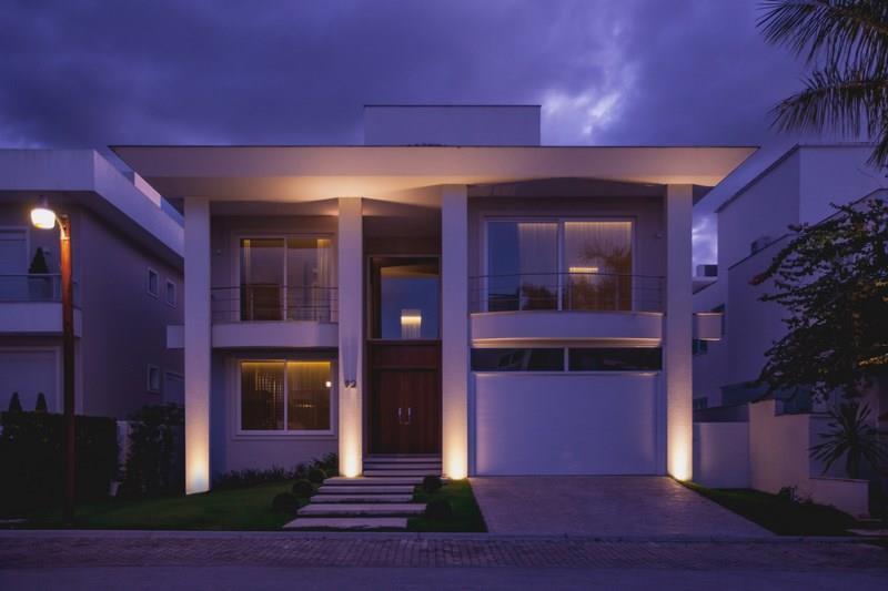 Casa 4 Dorm, Jurerê, Florianópolis (CA0451)
