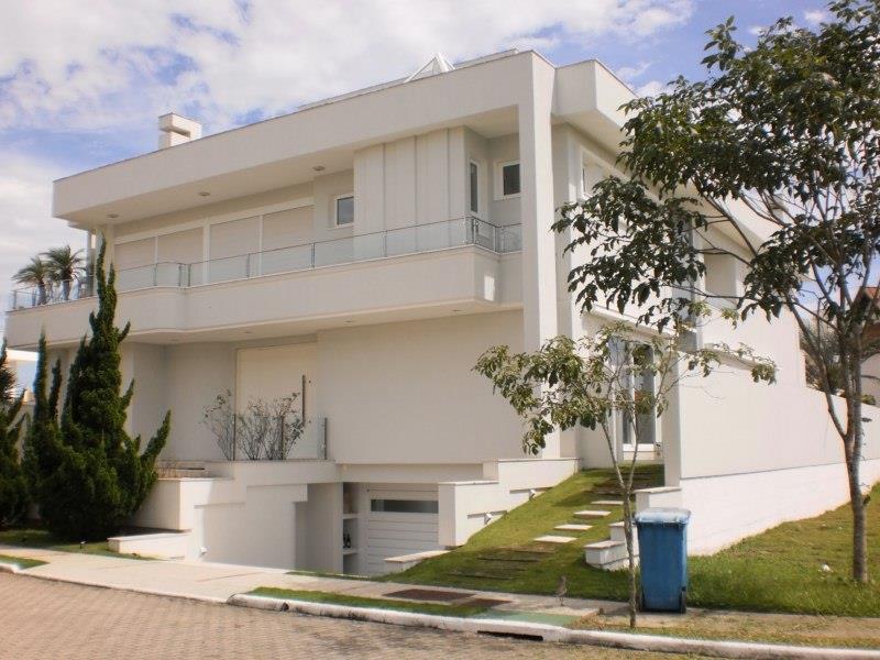Metta Imobiliária - Casa 4 Dorm, Jurerê (CA0389)
