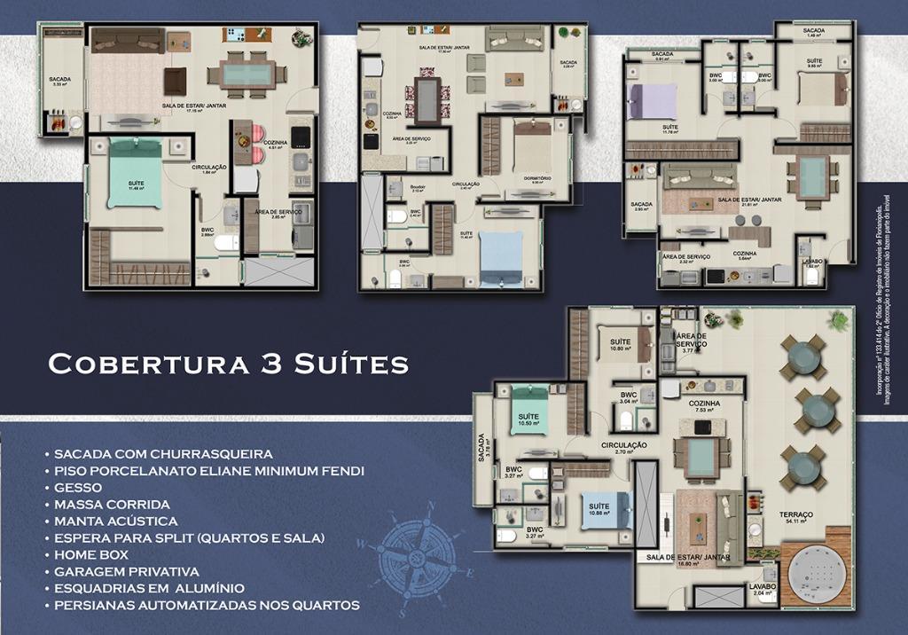 Metta Imobiliária - Apto 2 Dorm, Ingleses (AP0514) - Foto 5
