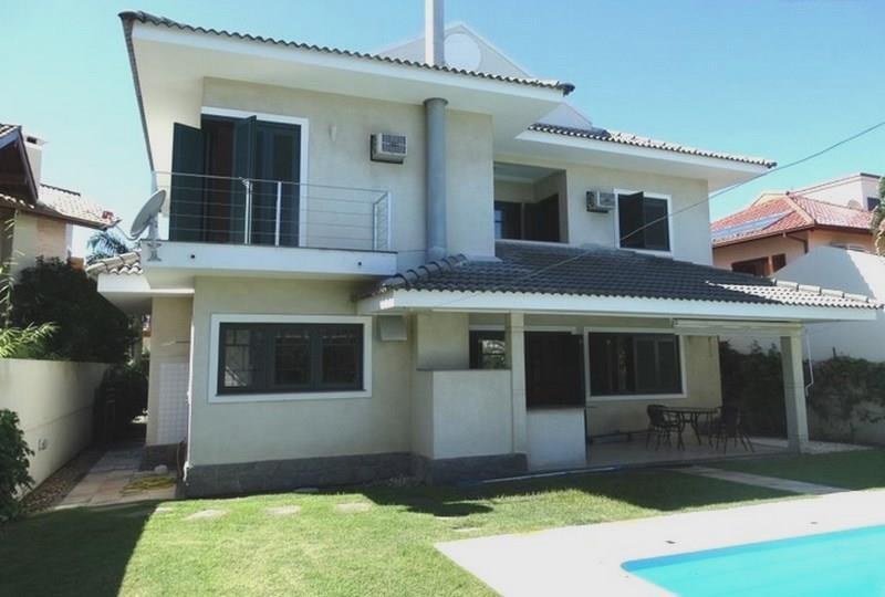 Casa 4 Dorm, Jurerê, Florianópolis (CA0361) - Foto 3