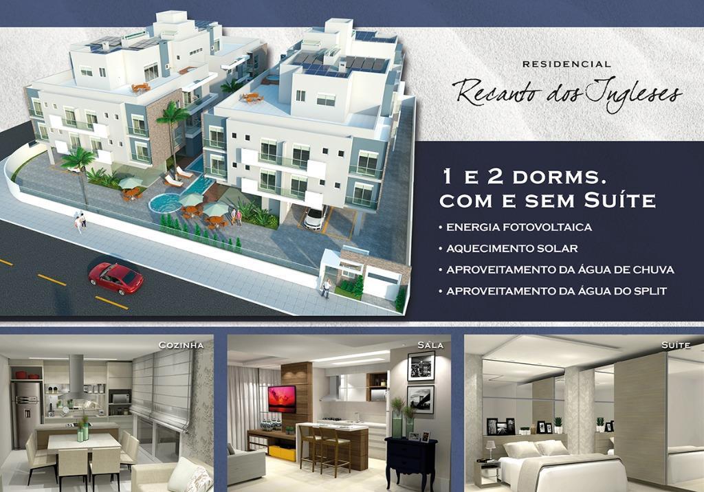 Metta Imobiliária - Apto 2 Dorm, Ingleses (AP0514) - Foto 4