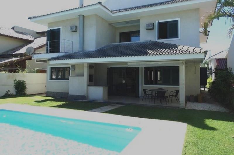 Casa 4 Dorm, Jurerê, Florianópolis (CA0361) - Foto 8
