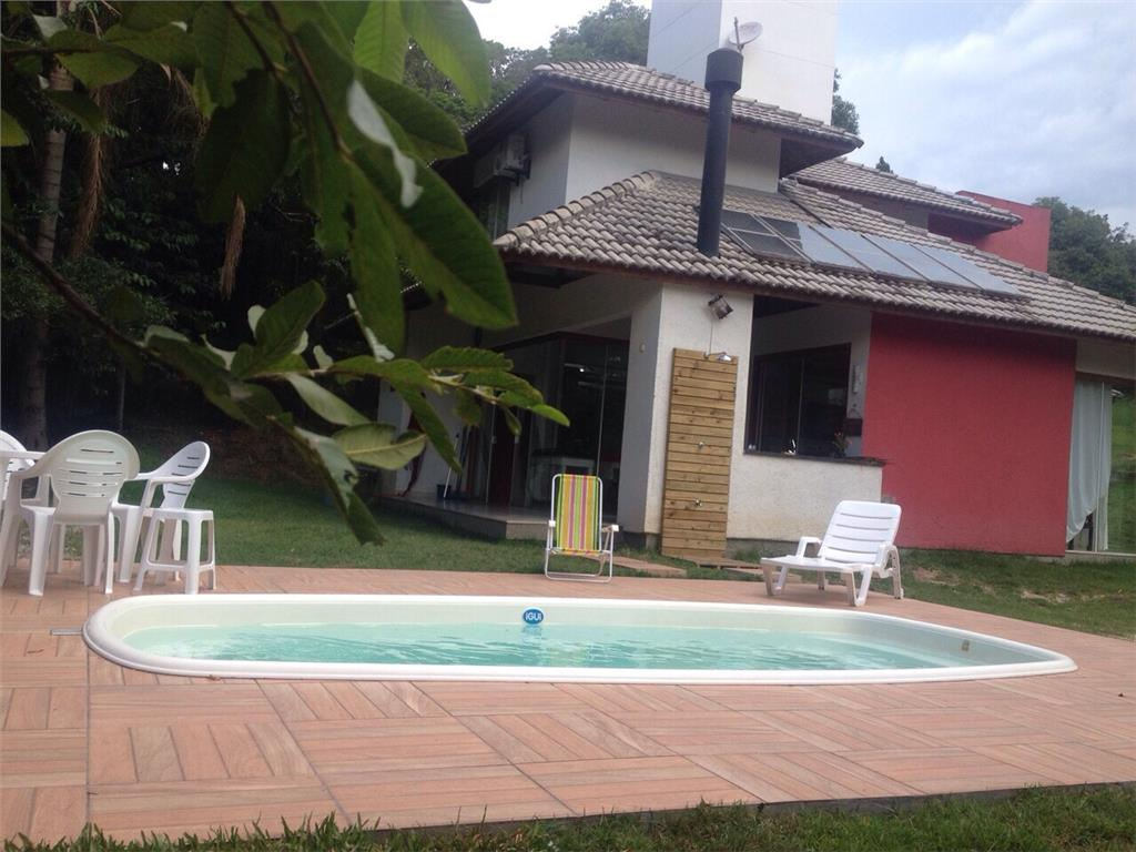 Casa 3 Dorm, Ratones, Florianópolis (CA0191)