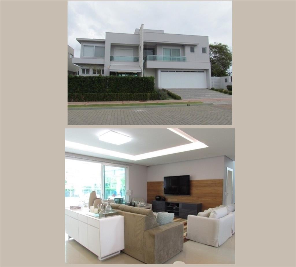 Casa 5 Dorm, Jurerê, Florianópolis (CA0284)