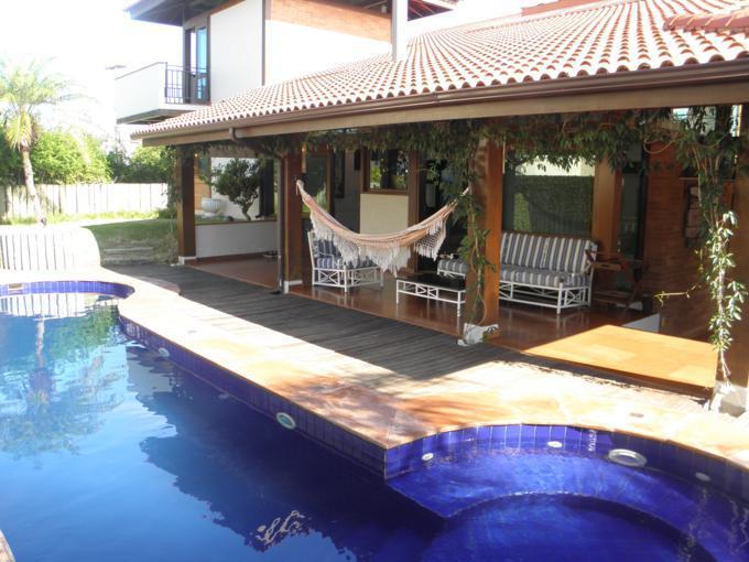 Casa 4 Dorm, Jurerê, Florianópolis (CA0198)