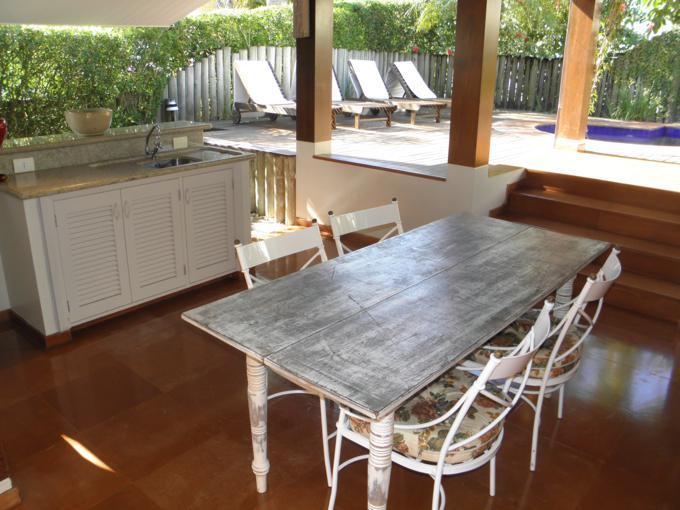 Casa 4 Dorm, Jurerê, Florianópolis (CA0198) - Foto 6