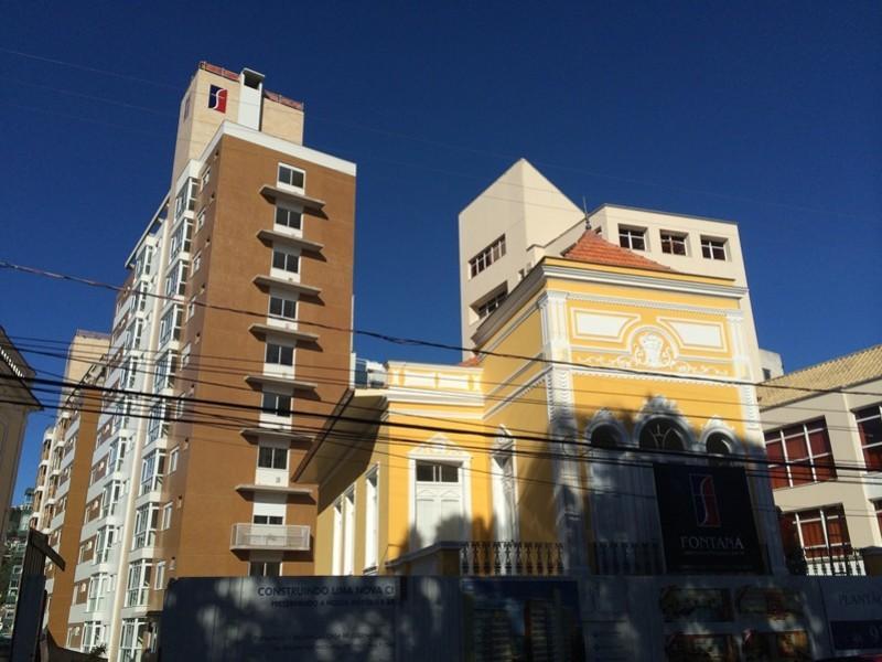 Apto 3 Dorm, Centro, Florianópolis (AP0147) - Foto 3