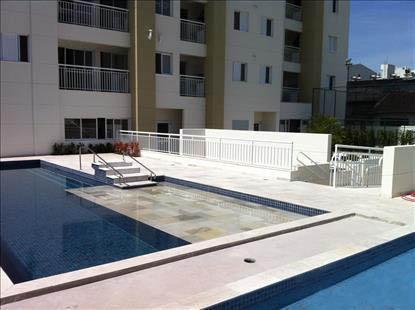 Apartamento novo, 82m², 3 dorms c/ suíte, no Centro de SCS!