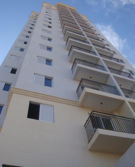 Apartamento novo, 2 dorms, 1 vaga em Sto André!