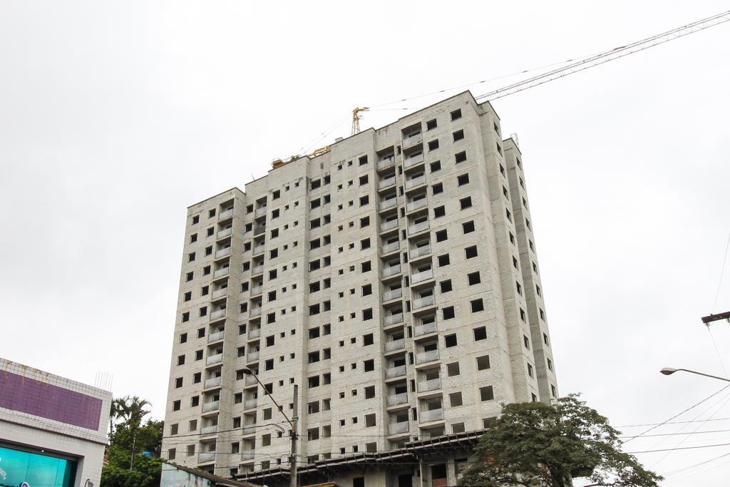 Apto de 54m² com 2 dorms c/ suite no Evolution, em SP. de Lancasp Consultoria Imobiliaria.'