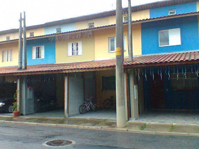Casa de 60m² com 2 dorms no Residencial Córdoba, em Santo André.