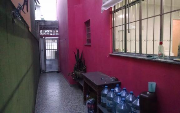 Sobrado de 130m² com 3 dorms em Santo André.