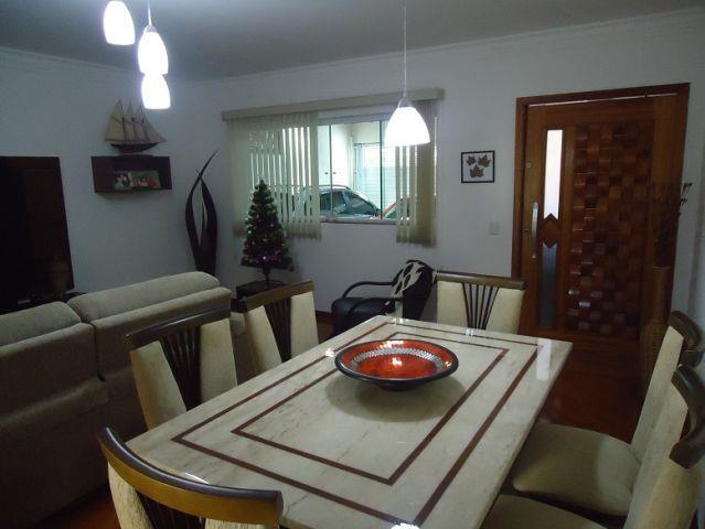 Casa de 241m² com 3 dorms c/ suite em Santo André.