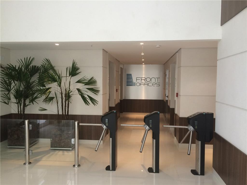 Sala comercial de 33m² no Front Office, em Diadema.