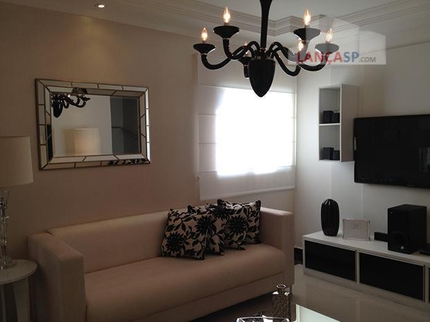 Lindo apartamento 156m², 3 dorms c/ suíte, 2 vagas, na Vila Pires, em Santo André!