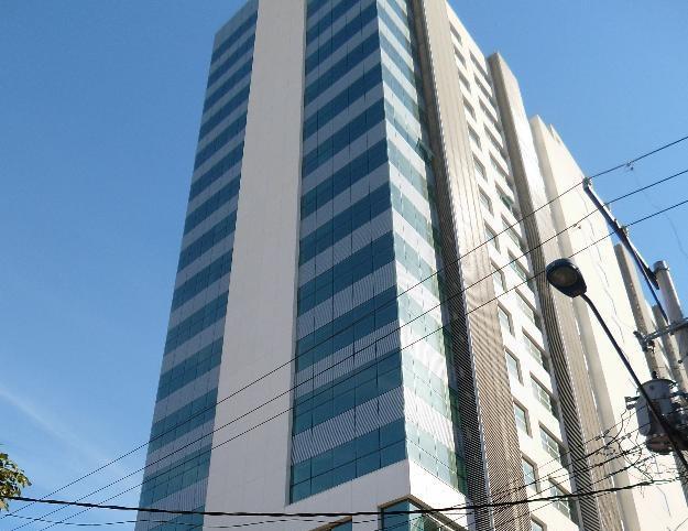 Sala comercial de 38m² com 1 vaga de garagem no Helbor Office São Caetano do Sul!