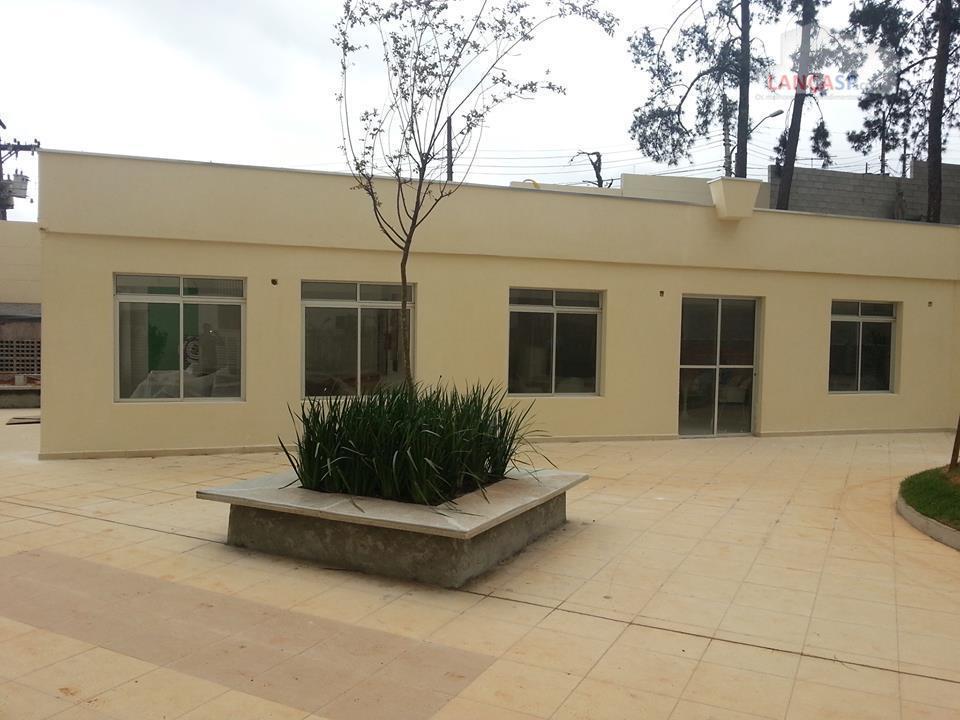 Apartamentos de 42m² com 2 dorms e 1 vaga de garagem ! de Lancasp Consultoria Imobiliaria