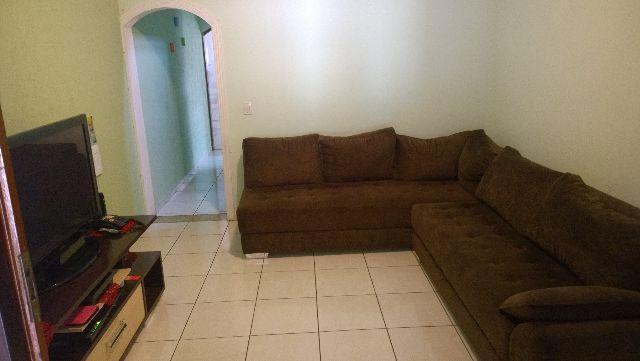 Sobrado de 203m² com 3 dorms c/ suite em Santo André.