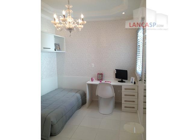 Lindo apartamento 156m², 3 dorms c/ suíte, 2 vagas, na Vila