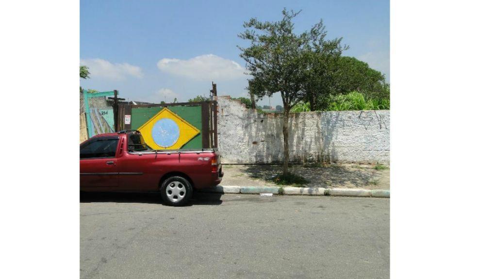 Terreno de 800m² em Sao Bernardo do Campo.