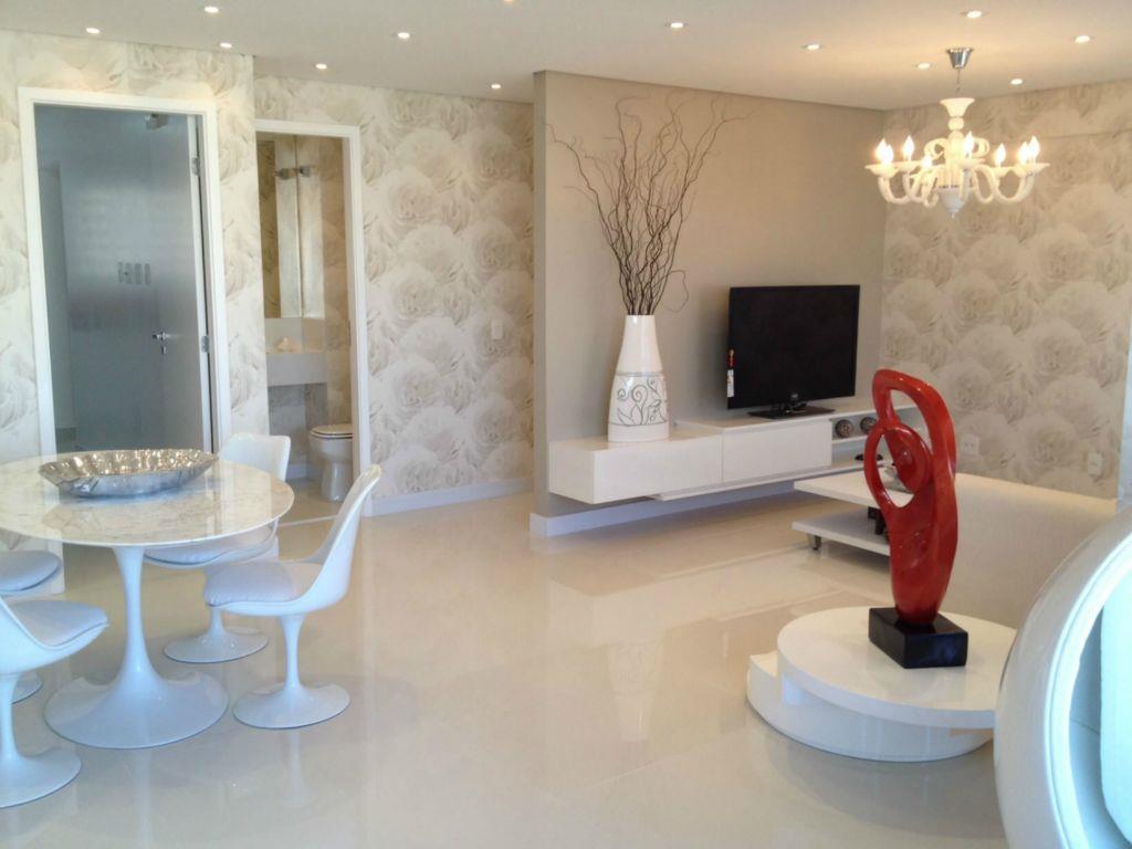 Lindo apartamento mobiliado 114m², 3 suítes e 2 vagas, no Monet em Santo André!