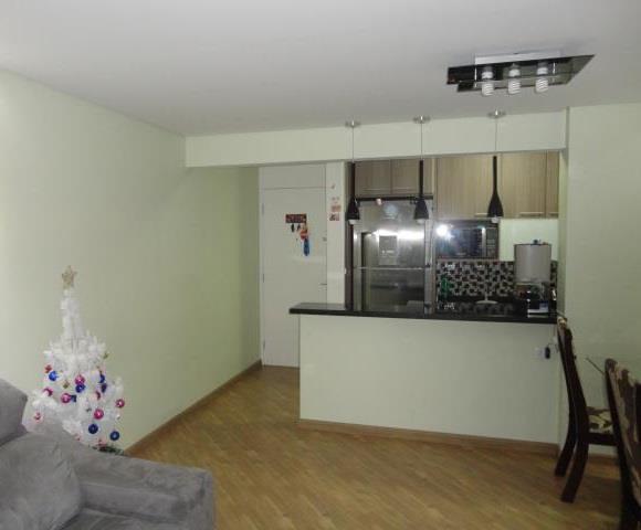Apto 73m² com 3 dorms c/ suite, no Park Club, em Santo André.