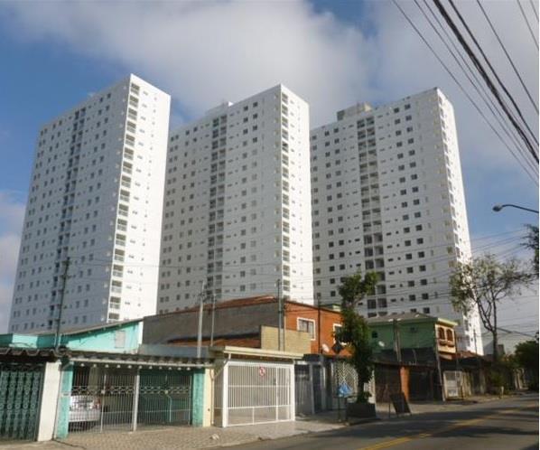 Apartamento novo 59m² com 3 dorms, em Santo André!