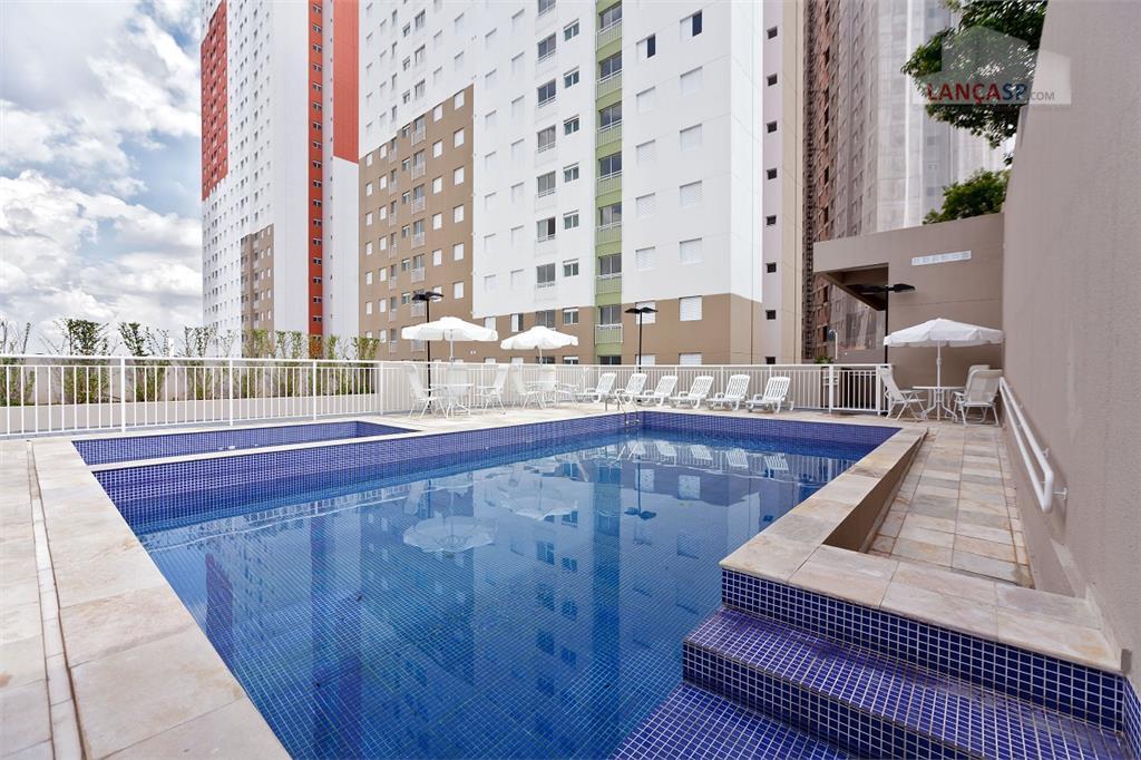 Apto de 43m² com 2 dorms no A Praça II, em Diadema, SP! de Lancasp Consultoria Imobiliaria.'
