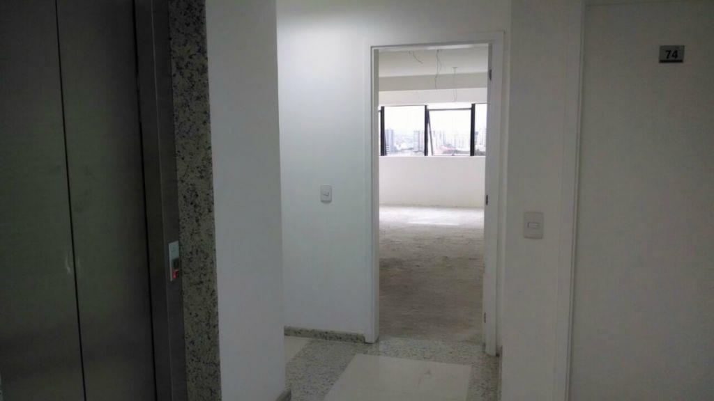 Sala para locação de 39m² em Santo André!