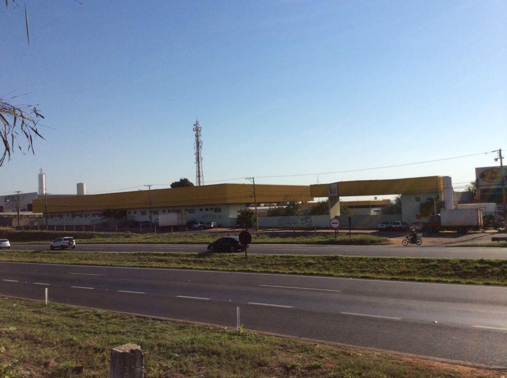 Barracão para Venda/Locação - São José do Rio Preto