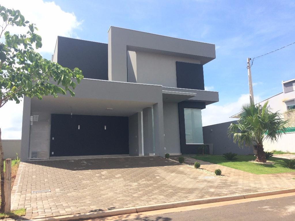 Casa  para venda e locação, Condomínio Terras do Jupiá, Três Lagoas.