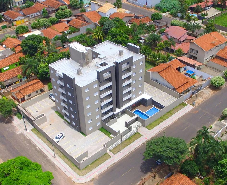 Apartamento Edifício Lila Abrahão, à venda, Colinos, Três Lagoas.