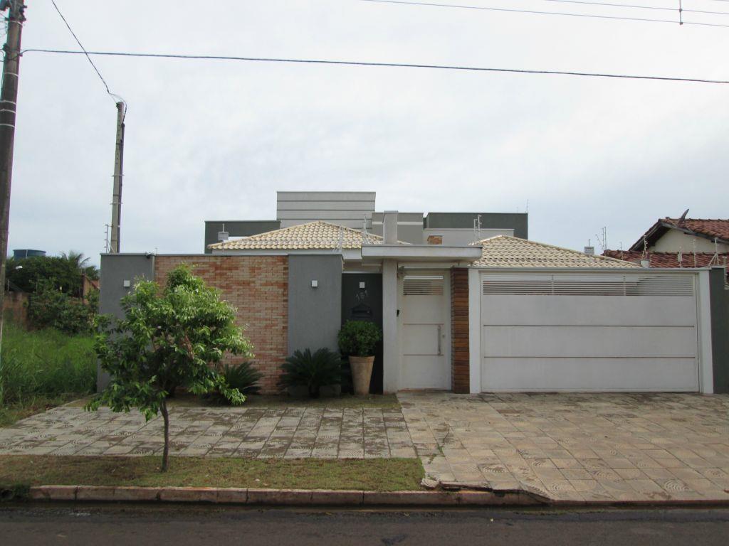 Casa Alto Padrão à venda, Bairro Santos Dumont, Três Lagoas/MS