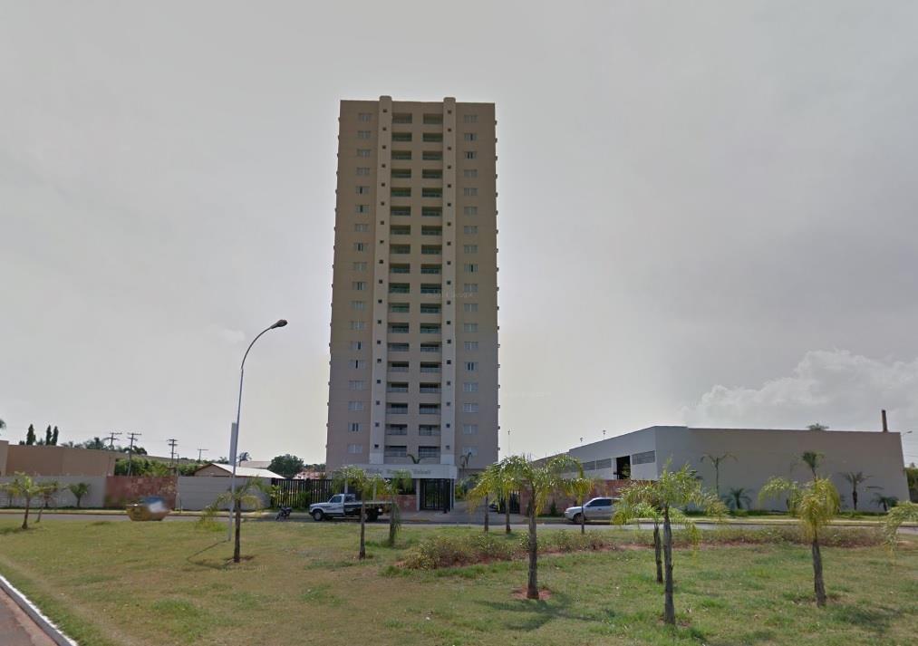 Apartamento para locação, Edifício Ramez Tebet, Bairro Bela Vista, Três Lagoas/MS